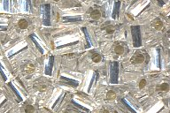10C-TW-1 Silver Lined Crystal