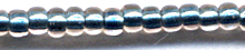 11R-288 Metallic Blue Lined Crystal
