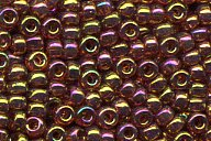 15-301 D/Topaz Rainbow Gold Luster - Click Image to Close