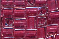 SB3-2603 Sparkle Rose Lined Crystal